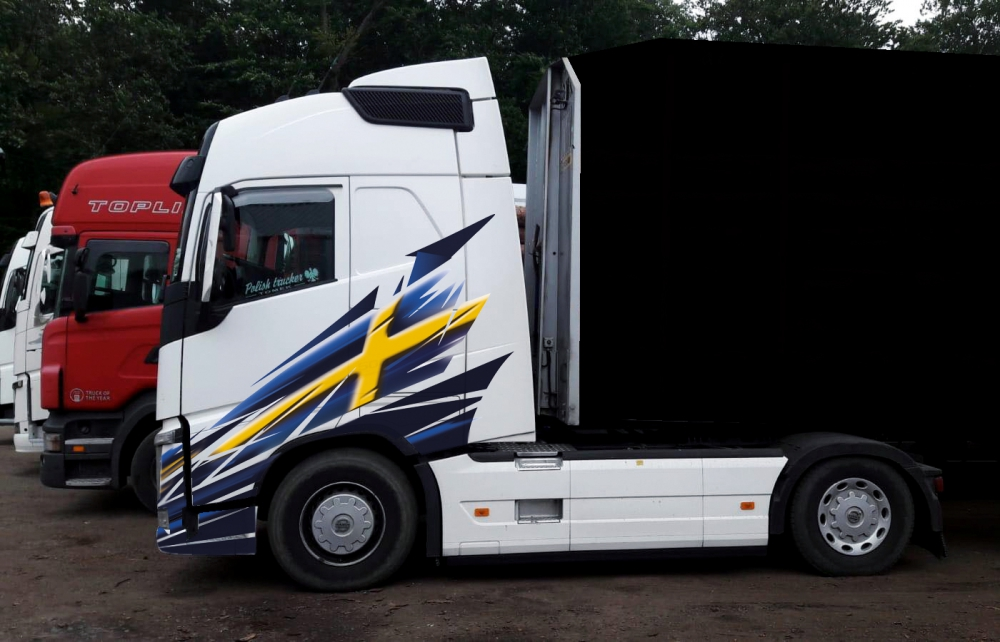 Details about VOLVO FH4 extra STICKERS FOR VOLVO TUNING TRUCK SWEDEN