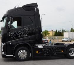 Volvo naklejki FH4 FH16 nowy zestaw dwukolorowy